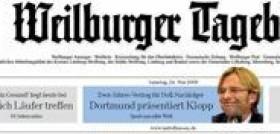 Berichte aus dem Weilburger Tageblatt